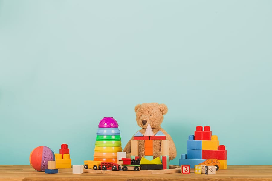 Toys, Games & Novelties